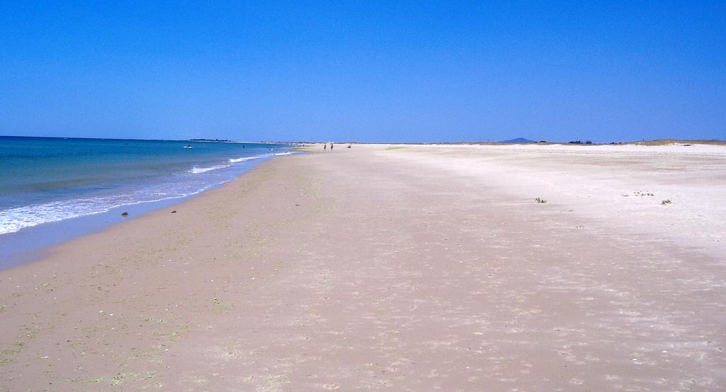 Praia da Ilha de Cabanas (Tavira) (Parque Natural da Ria Formosa) (**)
