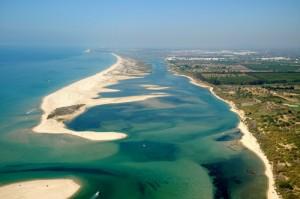 ilha de cabanas 300x199 Praia da Ilha de Cabanas (Tavira) (Parque Natural da Ria Formosa) (**)