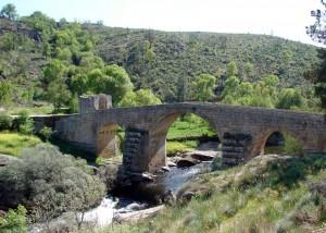 A Ponte de Sequeiros no Sabugal é uma das mais belas de Portugal