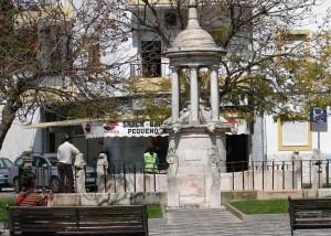 Aqueduto das Amoreiras em Elvas é um dos mais notáveis de Portugal