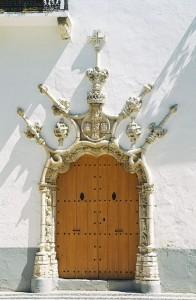 olivenza 196x300 Portal Manuelino do Palácio dos Duques do Cadaval (Olivença) (*)