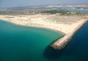 ilha de tavira 300x206 Ilha (Praia) de Tavira (***)