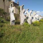 Location Calvary Chapel opérateur dans le Tage (Nisa) (*)- Connus au Portugal des sculptures plus baroques en pierre?
