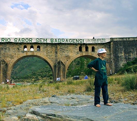 Presa del río Sabor-Vale la pena su construcción?