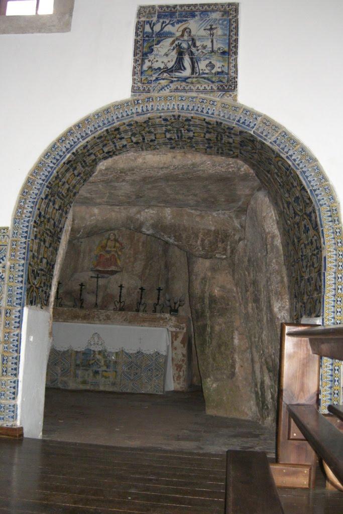 Dolmen Igreja S Maria Madalena Alcobertas (9A)