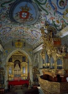 Capela smiguel 219x300 Capela de São Miguel da Universidade de Coimbra (***)