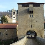 Gothic tower and bridge Ucanha (Tarouca) (***)-The most beautiful bridge in Portugal