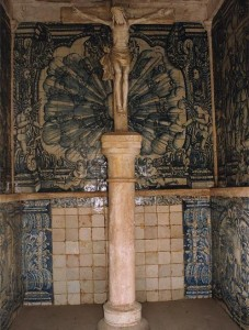 cruzeiro olivais 1 227x300  Sacristia da Igreja de Santo António dos Olivais (Coimbra) (*)   (2ªparte)