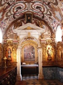 sacrisitia santo antonio olivais 224x300  Sacristia da Igreja de Santo António dos Olivais (Coimbra) (*)   (2ªparte)