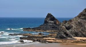 Praia de Odeceixe é uma das 7 maravilhas de Portugal
