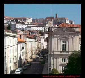 Universidad de Patrimonio Mundial de Coimbra