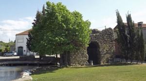 castellum de alcabideque é a origem do aqueduto de Conimbriga.