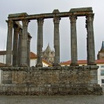 Temple of Diana (Évora) (***)-One of the greatest Roman temples of the Iberian Peninsula