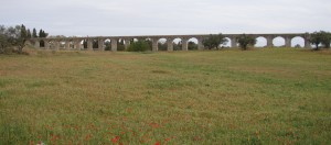 aqueduct silver water
