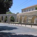 Arches of the Aqueduct of Garden-San Sebastian (Coimbra) (*)