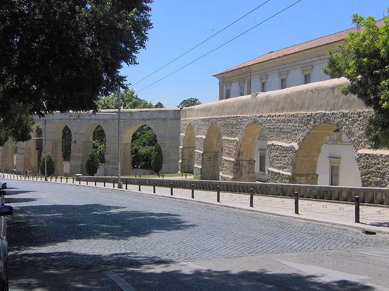 Arcos do Jardim-Aqueduto de São Sebastião (Coimbra) (*)