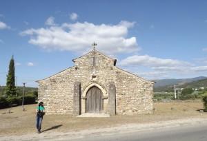 capela são pedro arganil