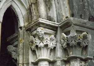 Capela da pena leiria 300x212 Castelo de Leiria (**)  a majestade medieval no centro de Portugal