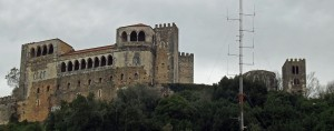 Castelo de Leiria 300x118 Castelo de Leiria (**)  a majestade medieval no centro de Portugal