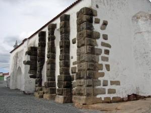 Campo Santana templo romano (Arraiolos)