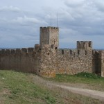Castle Arraiolos (**)- The more circular castle Portugal