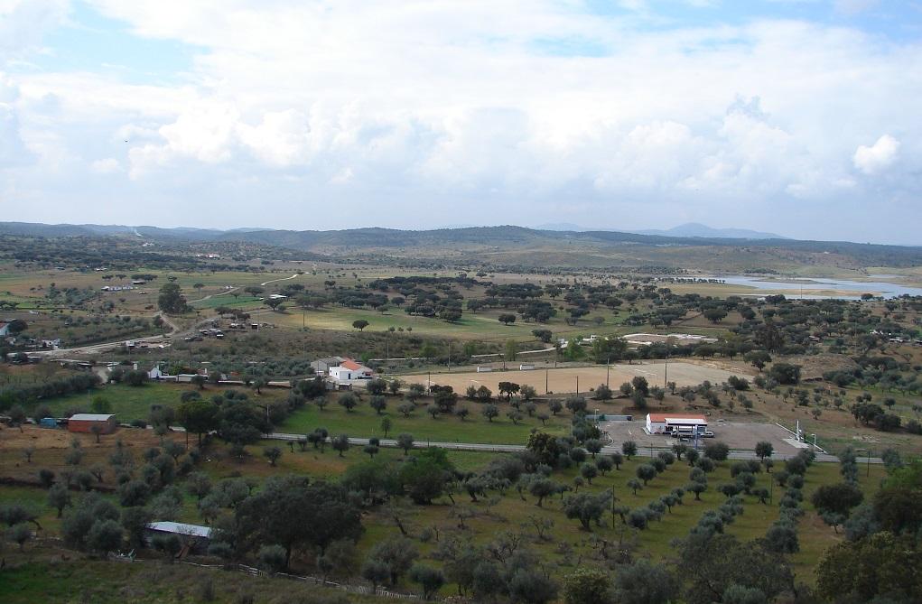Château Paysage Terena
