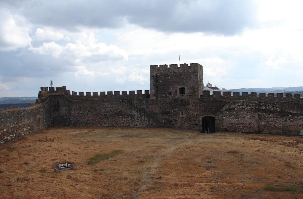 place d'armes château Terena