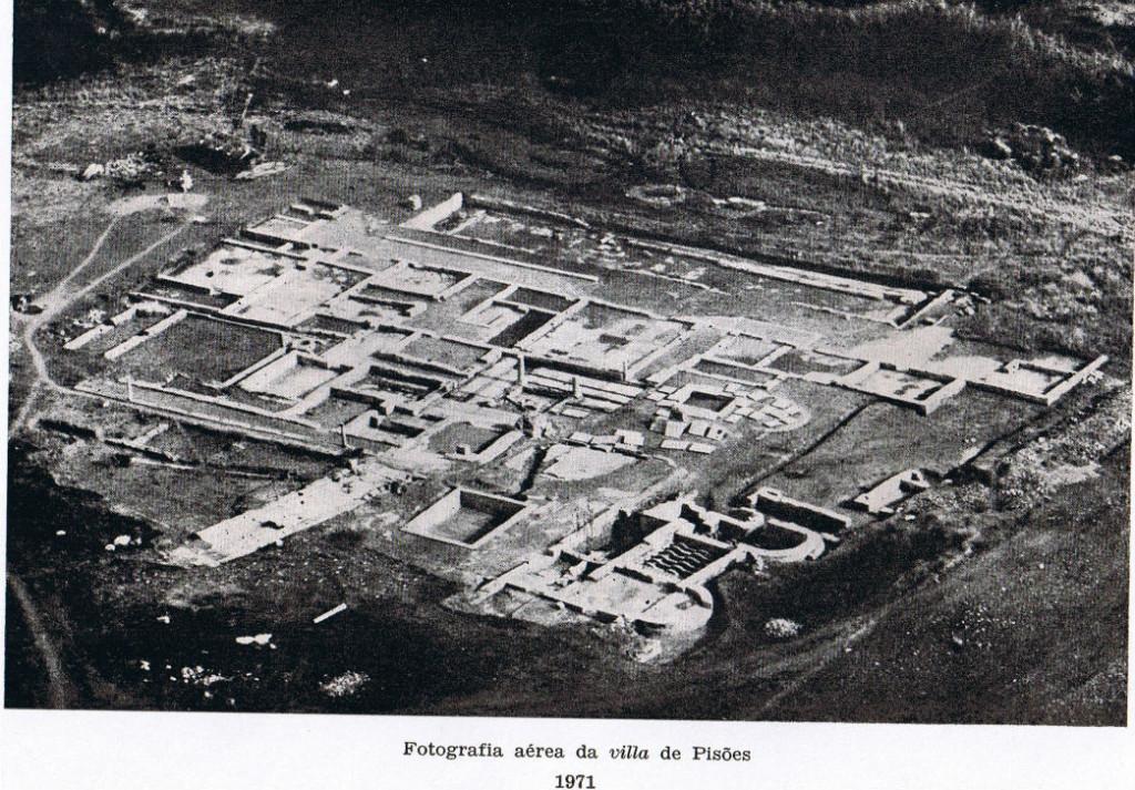 Villa-romana-de-Pisões-1971