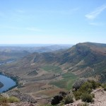 Penedo Durão: A special view of the Douro