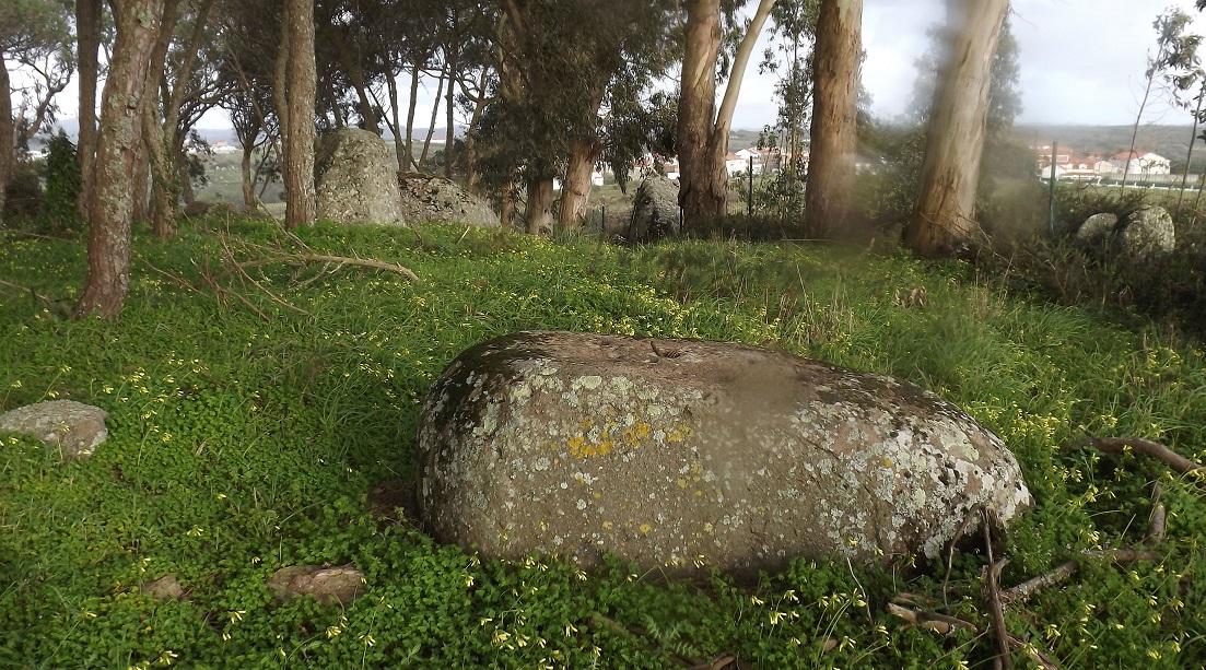 Santuário Megalítico Odrinhas