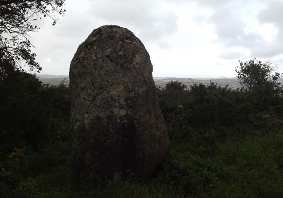 Sanctuary Megalithic Odrinhas (Menires da Barreira) (Sintra) (*)