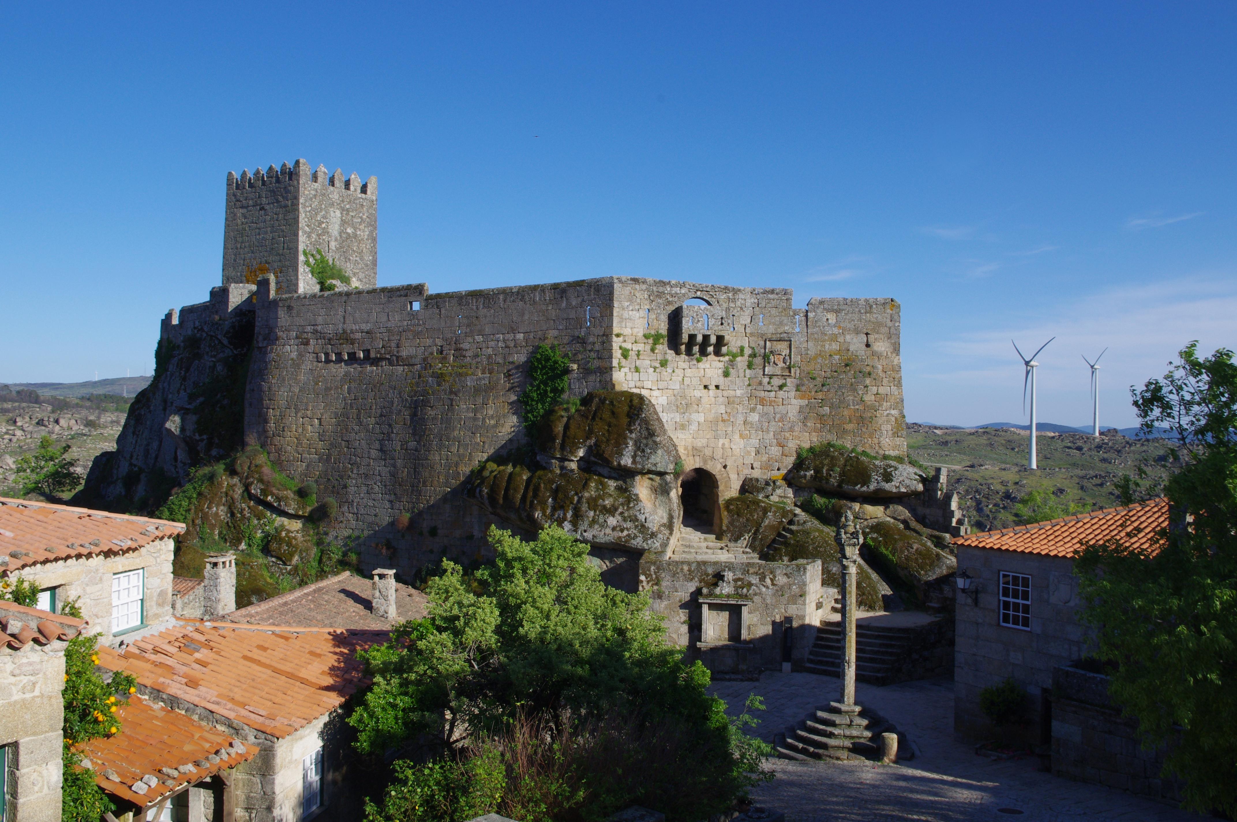 Castelo românico de Sortelha