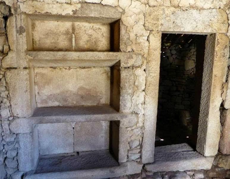 Aaron ou armário Sagrado (Vilar Maior)