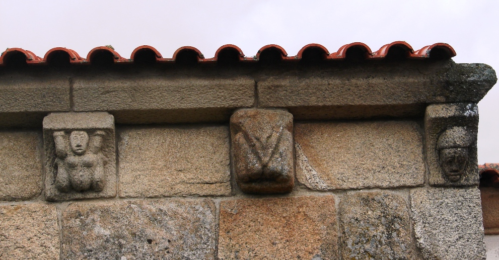 église romano-de-Algosinho