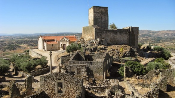 Historical Village of Marialva (Mêda) (***)-It is one of the most beautiful villages of Europe
