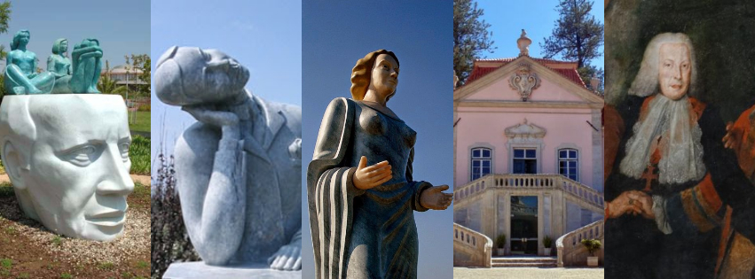31 March 2019: Cultural tour to the Poets Park – Tribute to Sophia – and the Marquis of Pombal's Palace in Oeiras
