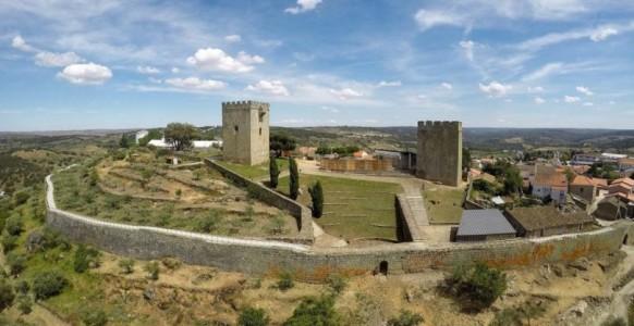 Centro Histórico de Pinhel (*)- ¿Por qué es que los portugueses no saben que existes?