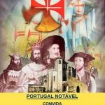 Convide- Visita a Tomar Templário pelo professor Vitor Manuel Adrião