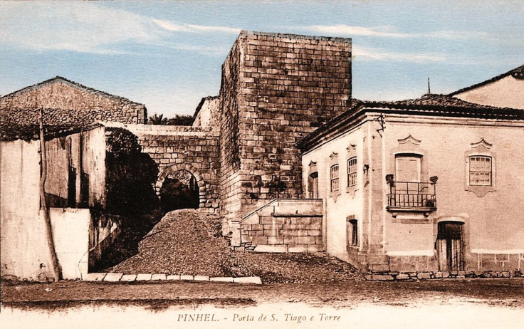 Keep of the castle of Pinhel