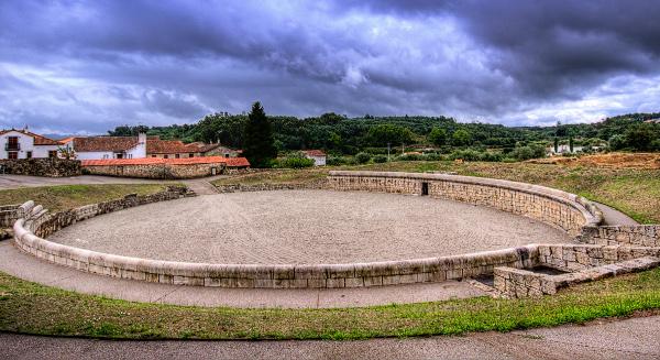 Anfiteatro romano da Bobadela