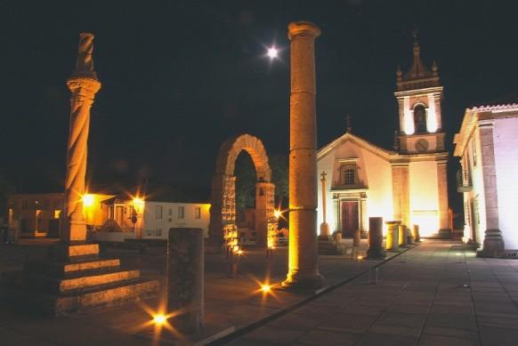 Ruinas romanas de Bobadela (**) (Oliveira do Hospital)