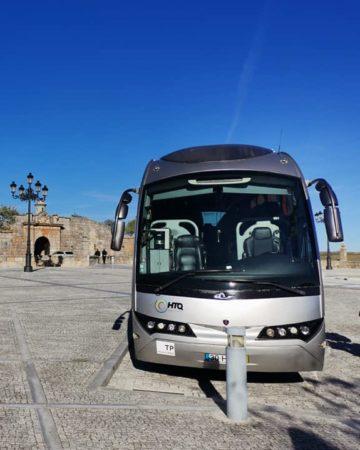 Passeios de autocarro- Partidas de Coimbra