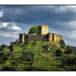 Castle Belvis (Sparrow-hawk) (**)- It is one of 5 monuments must visit the Knights of the Order of the Hospital in Portugal